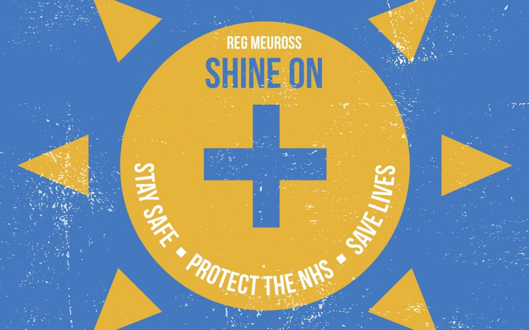 SHINE ON – new single Reg Meuross