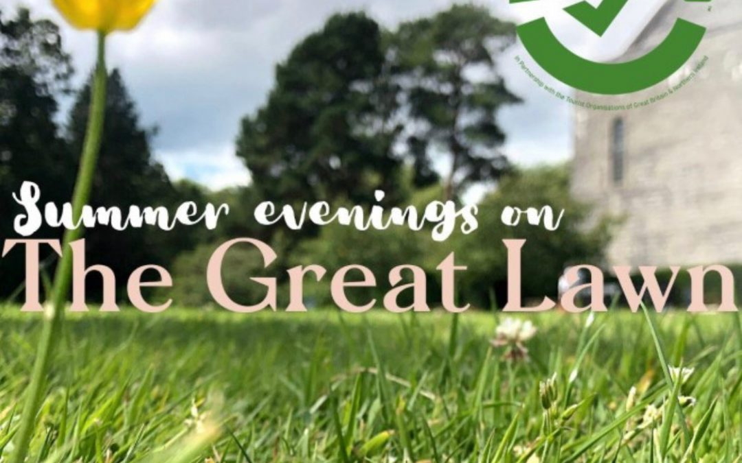 The Great Lawn Sessions – Harbottle & Jonas Trio