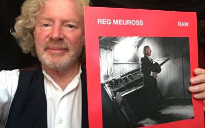 Reg Meuross – RAW vinyl release completes the RAW Trilogy