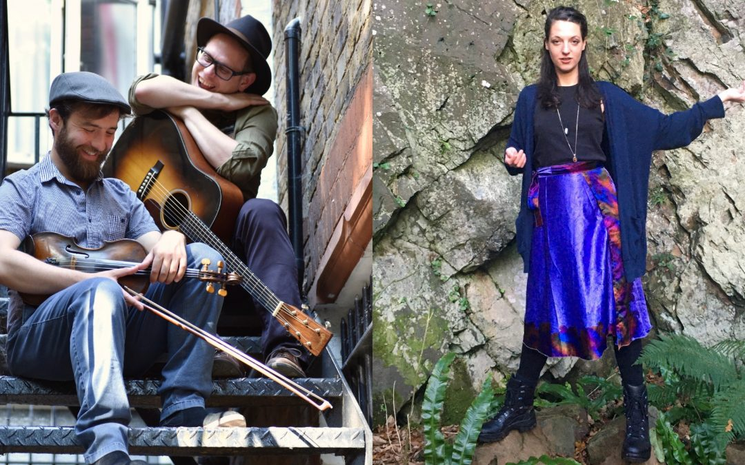 The Great Hall Sessions – Copper Viper and Lilah Bowden