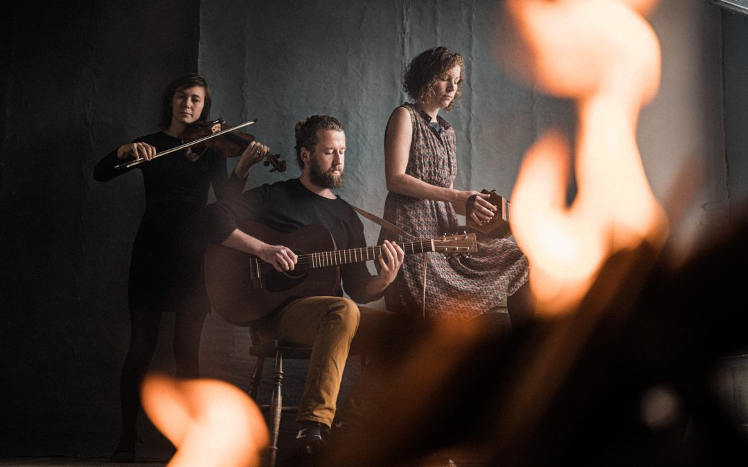 Harbottle & Jonas – The Beacon – live stream album launch at The Barrel House 26 March 7.30pm