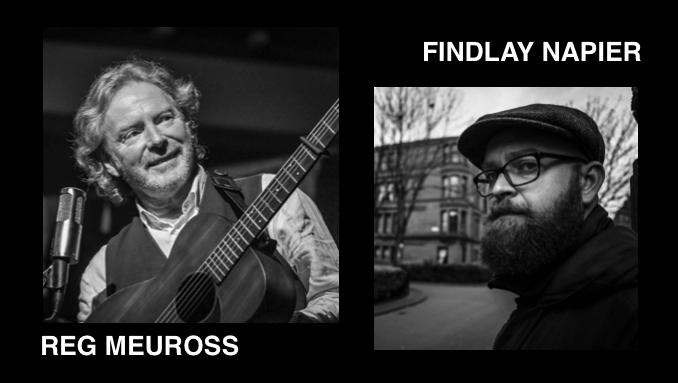 From A Distance – an online retreat with Reg Meuross & Findlay Napier