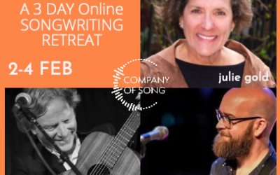 Grammy Award winning Julie Gold joins online songwriting retreat 'From a Distance'
