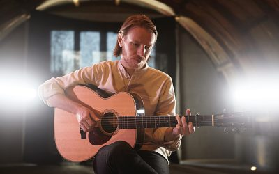 Ben Morgan-Brown's instrumental album Moment hits streaming milestone