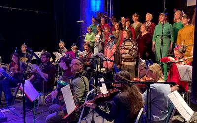 Come and sing! – Sufjan Stevens Xmas 2021 choir